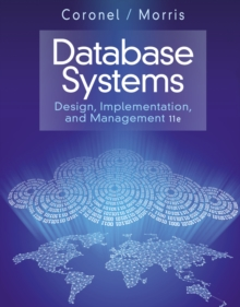 Database Systems : Design, Implementation, & Management, Hardback Book