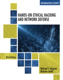 Hands-On Ethical Hacking and Network Defense, Mixed media product Book