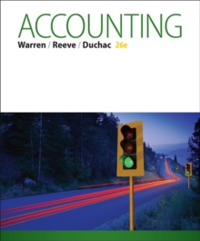 Accounting, Hardback Book