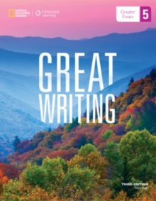 Great Writing 5: Text with Online Access Code, Mixed media product Book