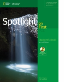 Spotlight on First Student's Book + DVD-ROM, Mixed media product Book