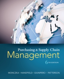 Purchasing and Supply Chain Management, Hardback Book
