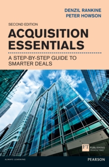 Acquisition Essentials : A step-by-step guide to smarter deals, EPUB eBook