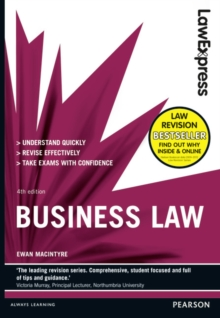 Law Express: Business Law (Revision Guide), Paperback / softback Book