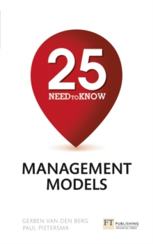 25 Need-To-Know Management Models, Paperback / softback Book