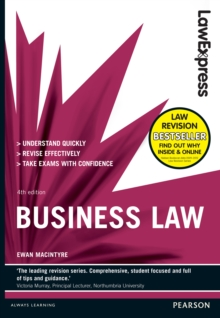 Law Express: Business Law (Revision Guide), EPUB eBook