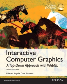Interactive Computer Graphics with WebGL, Global Edition, Paperback Book