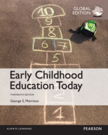 Early Childhood Education Today, Global Edition, Paperback / softback Book