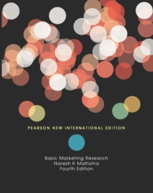 Basic Marketing Research: Pearson New International Edition, Paperback / softback Book