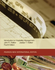 Introduction to Hospitality Management: Pearson New International Edition, Paperback Book
