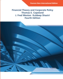 Financial Theory and Corporate Policy: Pearson New International Edition, Paperback / softback Book
