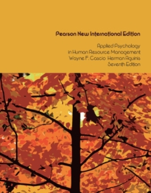 Applied Psychology in Human Resource Management: Pearson New International Edition, Paperback / softback Book