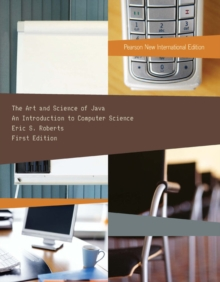 Art and Science of Java, The: Pearson New International Edition, Paperback / softback Book