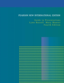 Guide to Presentations: Pearson New International Edition PDF eBook, PDF eBook