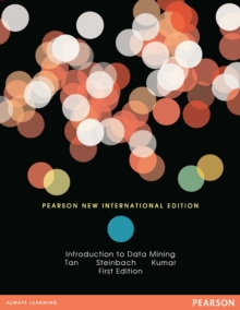 Introduction To Data Mining Pearson New International Edition Pang