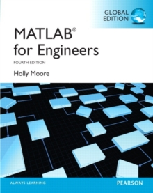 MATLAB for Engineers: Global Edition, Paperback Book