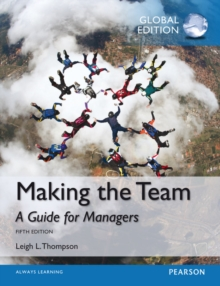 Making the Team, Global Edition, Paperback Book