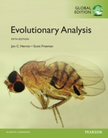 Evolutionary Analysis, Global Edition, Paperback / softback Book
