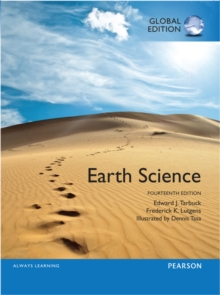 Earth Science, Global Edition, Paperback / softback Book
