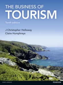The Business of Tourism, Paperback Book