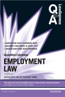 Law Express Question and Answer: Employment Law, EPUB eBook