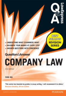 Law Express Question and Answer: Company Law (Q&A revision guide), PDF eBook