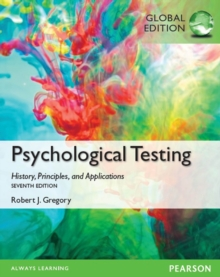 Psychological Testing: History, Principles, and Applications, Global Edition, PDF eBook