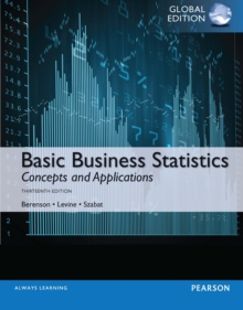 Basic Business Statistics, Global Edition, PDF eBook