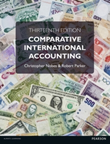 Comparative International Accounting, Paperback Book