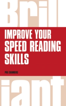 Improve Your Speed Reading Skills, Paperback Book