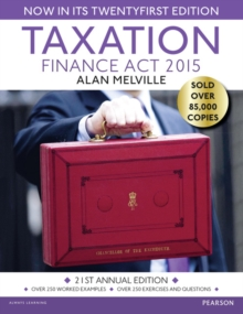 Taxation : Finance Act 2015, Paperback Book