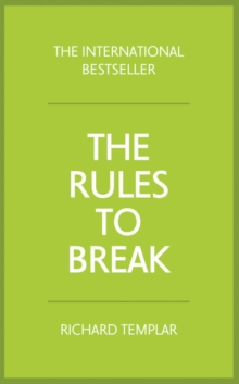 The Rules to Break, Paperback / softback Book