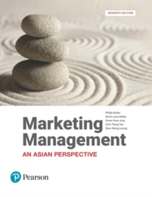 Marketing Management, An Asian Perspective, Paperback Book
