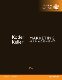 Marketing Management, Global Edition, PDF eBook