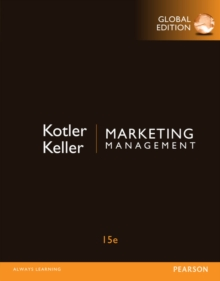 Marketing Management with MyMarketingLab, Global Edition, Mixed media product Book