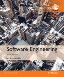 Software Engineering, Global Edition, Paperback / softback Book