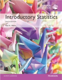 Introductory Statistics, Global Edition, Paperback Book