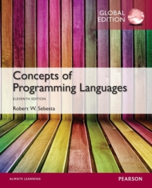 Concepts of Programming Languages, Global Edition, Mixed media product Book