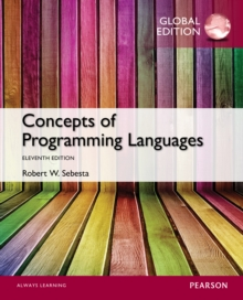 Concepts of Programming Languages, Global Edition