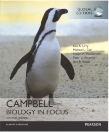Campbell Biology in Focus, Global Edition, Paperback Book