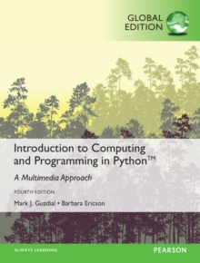 Introduction to Computing and Programming in Python, Global Edition, Paperback / softback Book