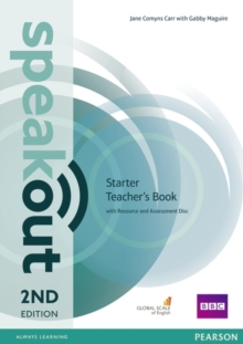 Speakout Starter 2nd Edition Resource & Assessment Disc for Pack, Mixed media product Book