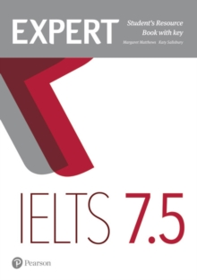 Expert IELTS 7.5 Student's Resource Book with Key, Paperback Book