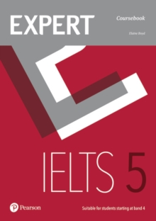 Expert IELTS 5 Coursebook, Paperback Book