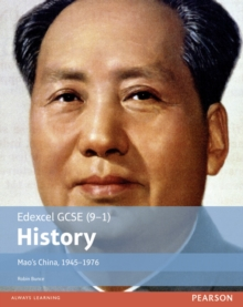 Edexcel GCSE (9-1) History Mao's China, 1945-1976 Student Book, Paperback Book
