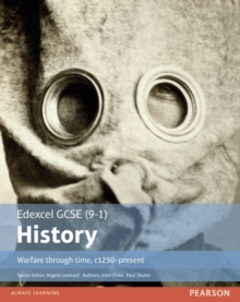 Edexcel GCSE (9-1) History Warfare through time, c1250-present Student Book, Paperback Book