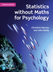Statistics Without Maths for Psychology, Paperback / softback Book