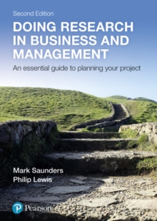 Doing Research in Business and Management, Paperback / softback Book