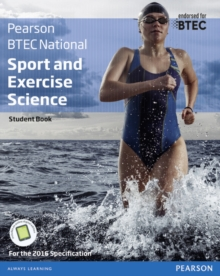 BTEC Nationals Sport and Exercise Science Student Book + Activebook : For the 2016 specifications, Mixed media product Book