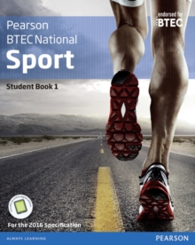 BTEC Nationals Sport Student Book 1 + Activebook : For the 2016 specifications, Mixed media product Book